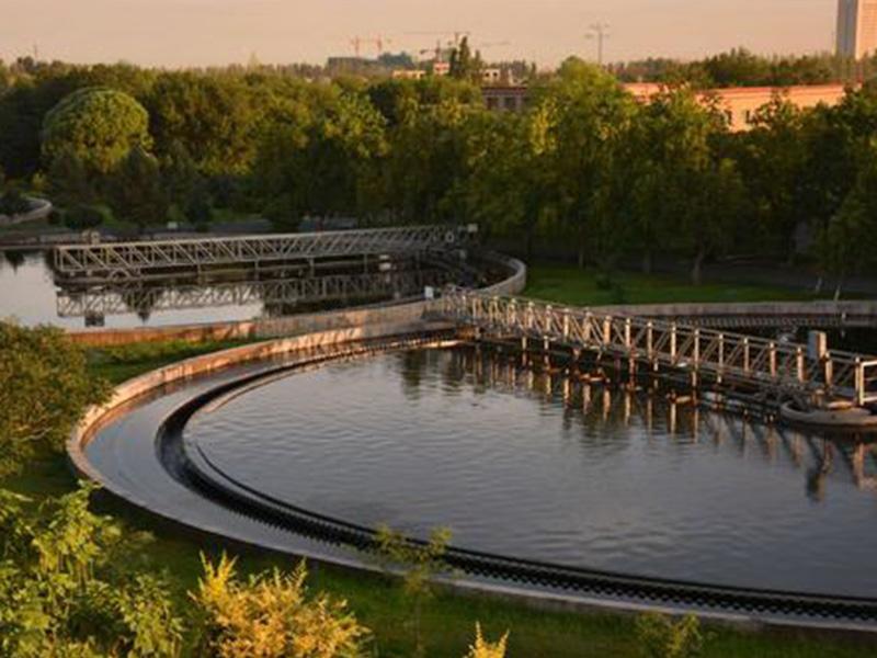 新疆昌吉污水处理厂