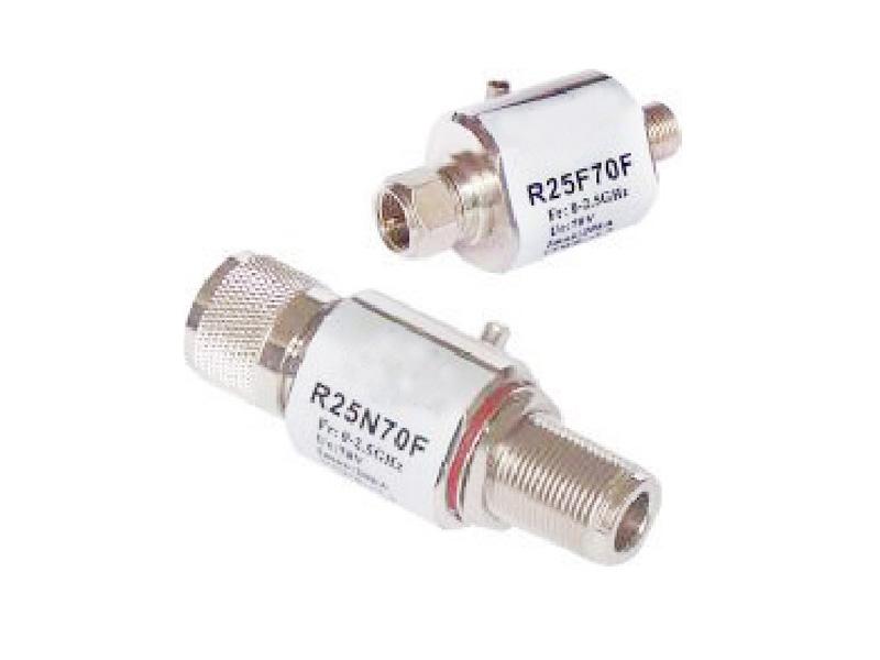 RAYN-AFF天馈线避雷器 宽频带方式